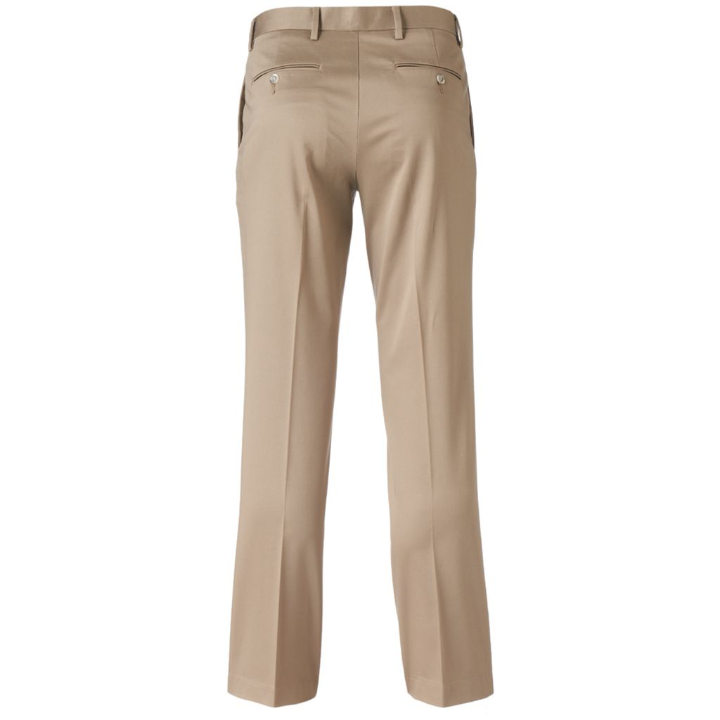 Men's Dockers® Ultimate Straight-Fit Iron-Free Stretch Chino Pants