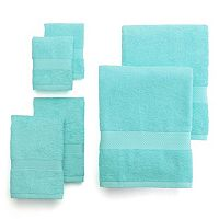Martex Solid Ringspun 6-piece Towel Set