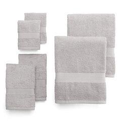 Martex Solid Ringspun 6-piece Towel Set