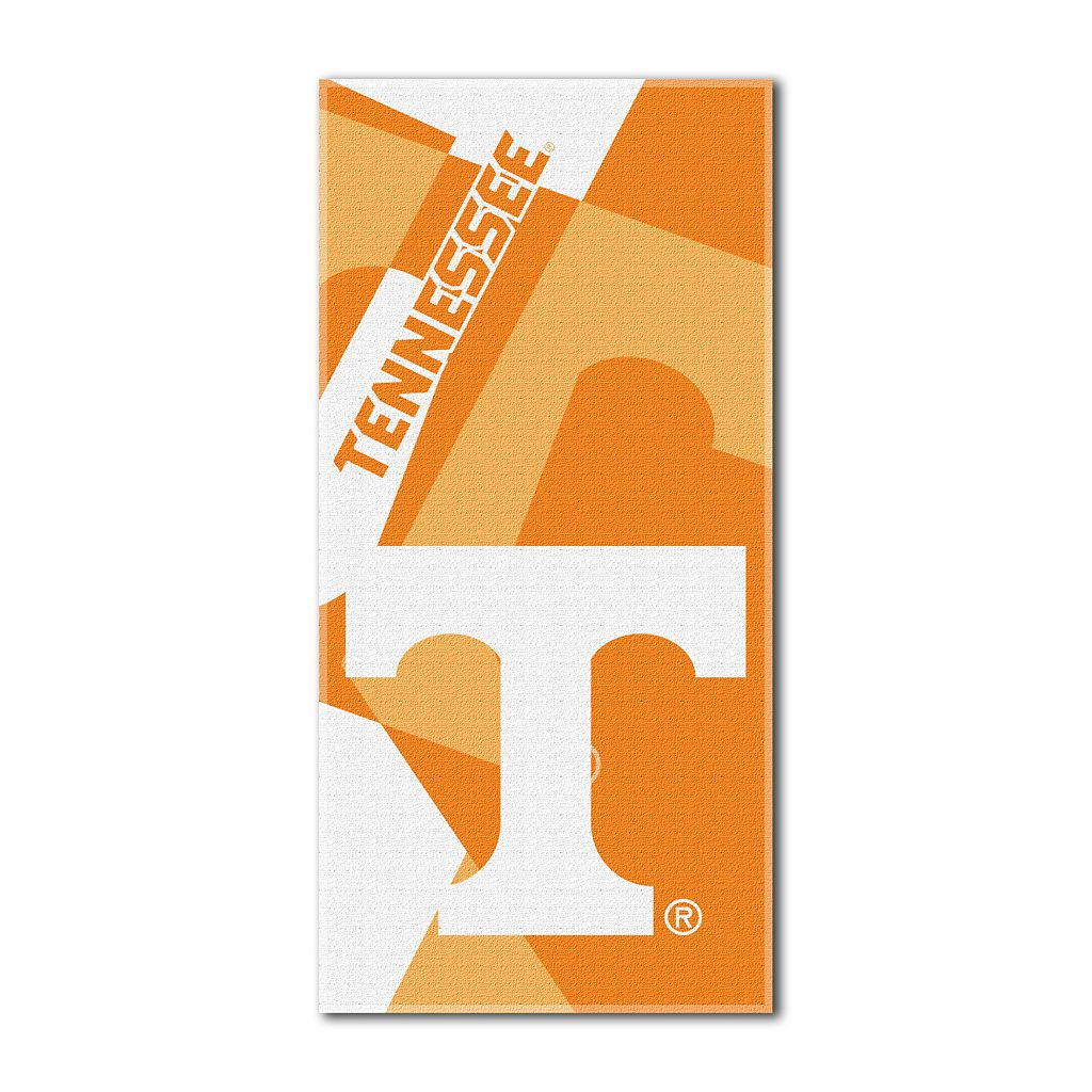 Tennessee Volunteers Puzzle Oversize Beach Towel by Northwest