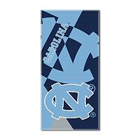 North Carolina Tar Heels Puzzle Oversize Beach Towel by Northwest