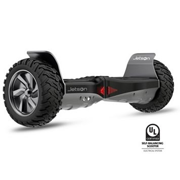 Jetson V8 All Terrain Self Balancing Scooter