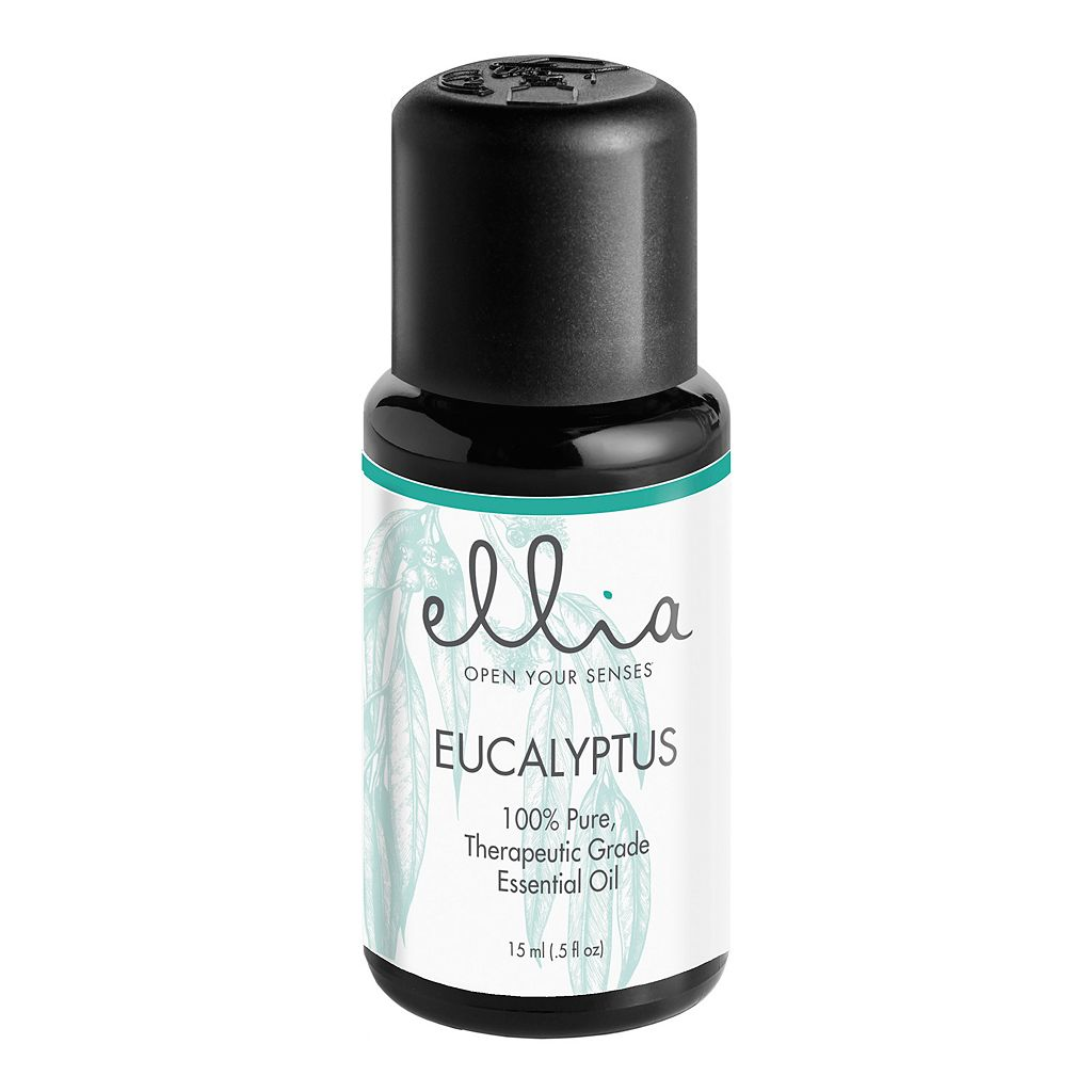 Ellia by HoMedics Eucalyptus Essential Oil