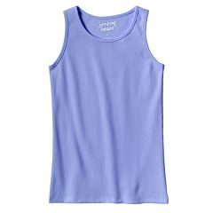 Toddler Girl Jumping Beans® Basic Ribbed Tank Top