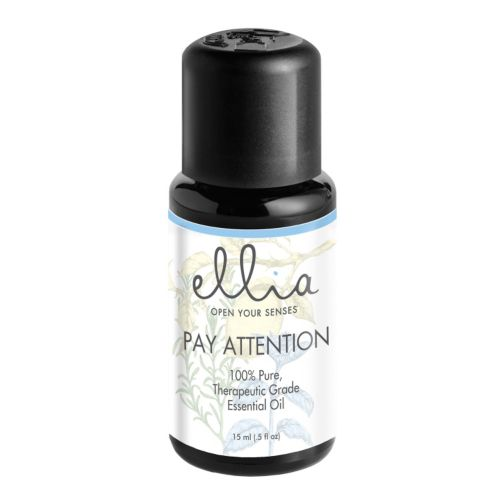 Ellia by HoMedics Pay Attention Essential Oil