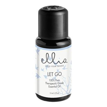 Ellia by HoMedics Let Go Essential Oil