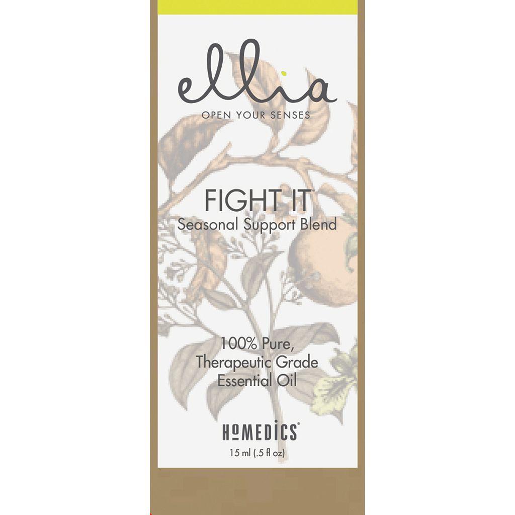 Ellia by HoMedics Fight It Essential Oil