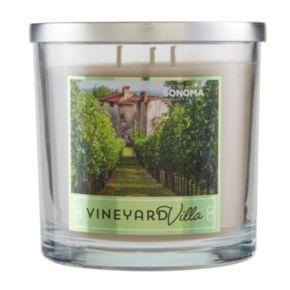 SONOMA Goods for Life? Vineyard Villa 14-oz. Candle Jar