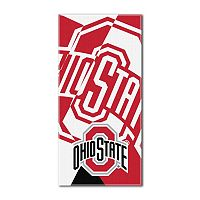 Ohio State Buckeyes Puzzle Oversize Beach Towel by Northwest
