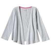 Toddler Girl Jumping Beans® Open Front Cardigan
