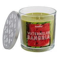 SONOMA Goods for Life™ Watermelon Sangria 14-oz. Candle Jar
