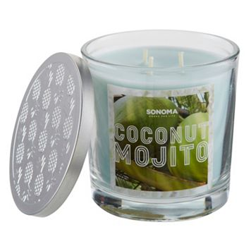 SONOMA Goods for Life™ Coconut Mojito 14-oz. Candle Jar