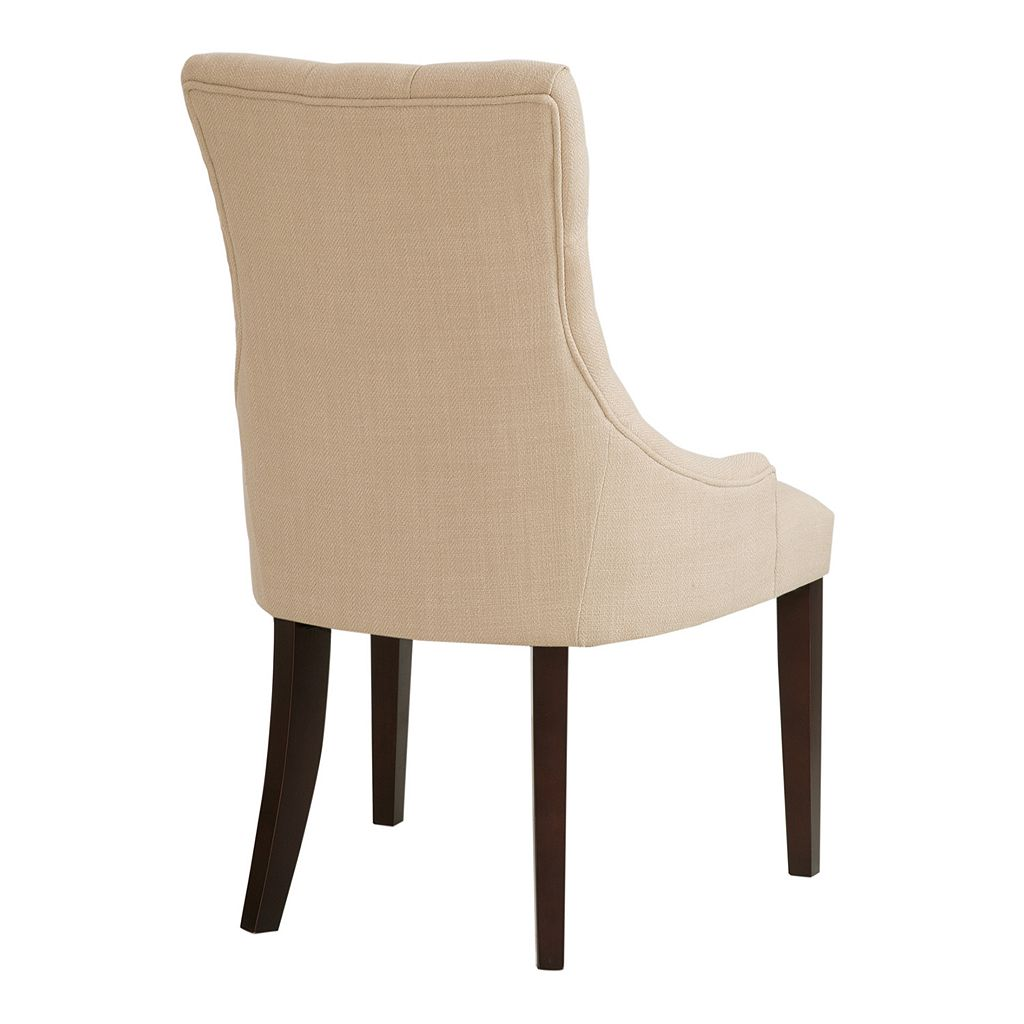 Madison Park Fenton Button Tufted Dining Chair 2-piece Set