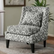 Madison Park Kyerin Swoop Accent Chair