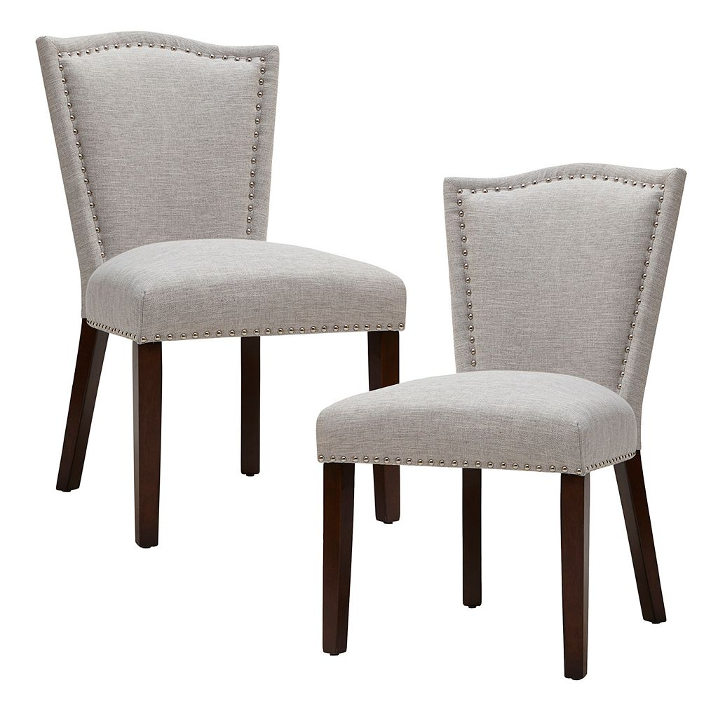 Madison Park Everitt Dining Chair 2-piece Set