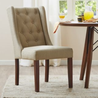 Madison Park Aida Button Tufted Dining Chair 2-piece Set
