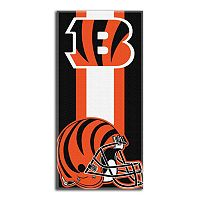 Cincinnati Bengals Zone Beach Towel