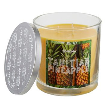 SONOMA Goods for Life™ Tahitian Pineapple 14-oz. Candle Jar