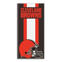 Cleveland Browns Zone Beach Towel