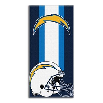 San Diego Chargers Zone Beach Towel