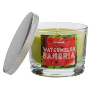 SONOMA Goods for Life™ Watermelon Sangria 5-oz. Candle Jar