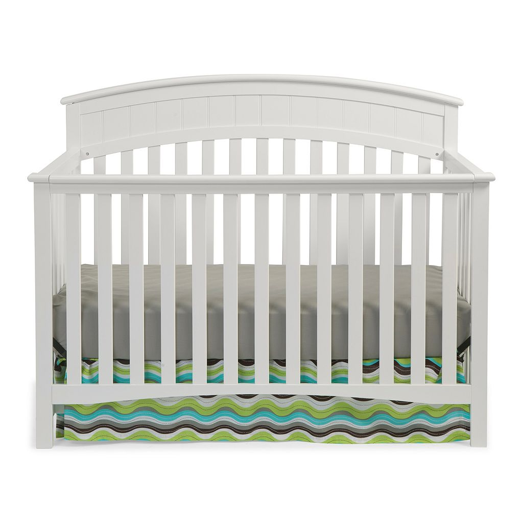 Graco Charleston 4-in-1 Convertible Crib