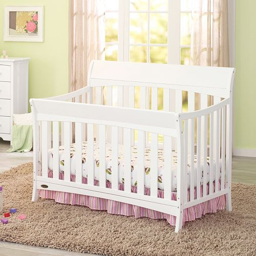 Graco Rory 5 In 1 Convertible Crib