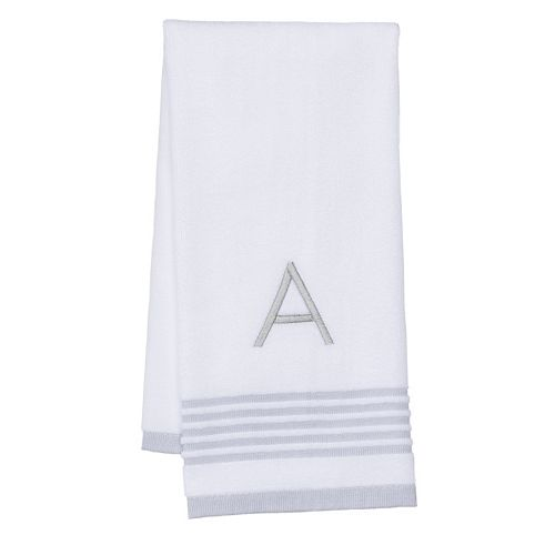 SONOMA Goods for Life™ Everyday Monogramed Hand Towel