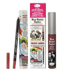 theBalm Meet Matt(e) Hughes Liquid Lipstick & Lip Liner Set