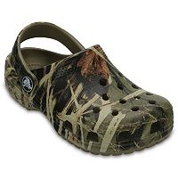 Crocs Classic Realtree Kids' Clogs