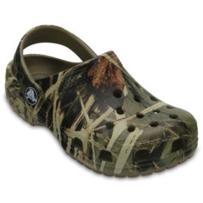 Crocs Classic Realtree Kids' Clogs