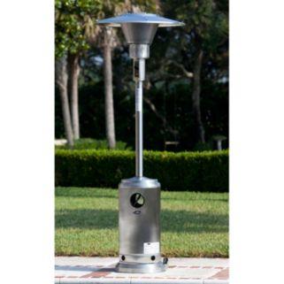 Fire Sense Stainless Steel Round Patio Heater