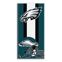 Philadelphia Eagles Zone Beach Towel