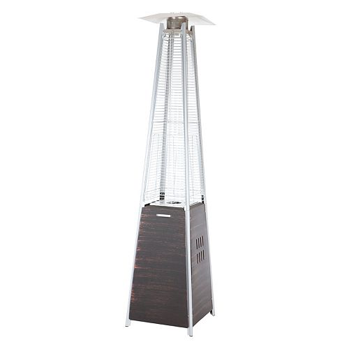 Fire Sense Coronado Pyramid Patio Heater