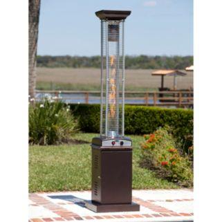 Fire Sense Square Patio Heater