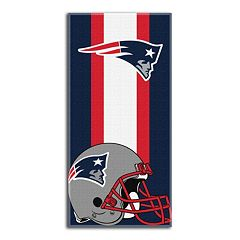 New England Patriots Zone Beach Towel
