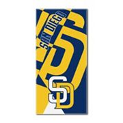 San Diego Padres Puzzle Oversize Beach Towel by Northwest