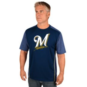 Men's Majestic Milwaukee Brewers In All Fairness Tee