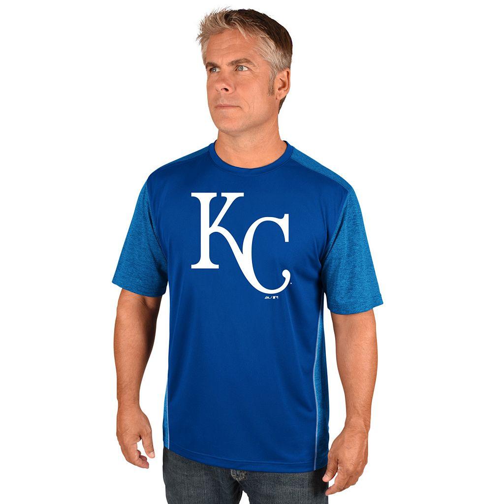 Men's Majestic Kansas City Royals In All Fairness Tee