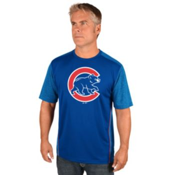 Men's Majestic Chicago Cubs In All Fairness Tee