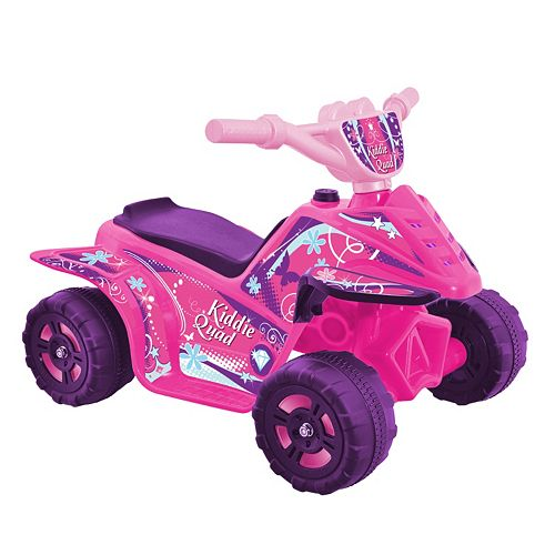 Kid Motorz Kiddie Quad 6V Ride-On