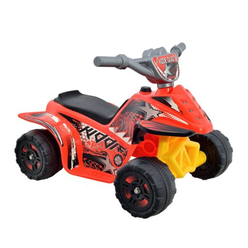 Kid Motorz Kiddie Quad 6V Ride-On