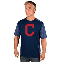 Men's Majestic Cleveland Indians In All Fairness Tee