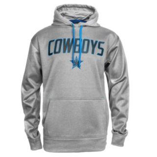 Men's Dallas Cowboys Ruggles Shock Performance Hoodie