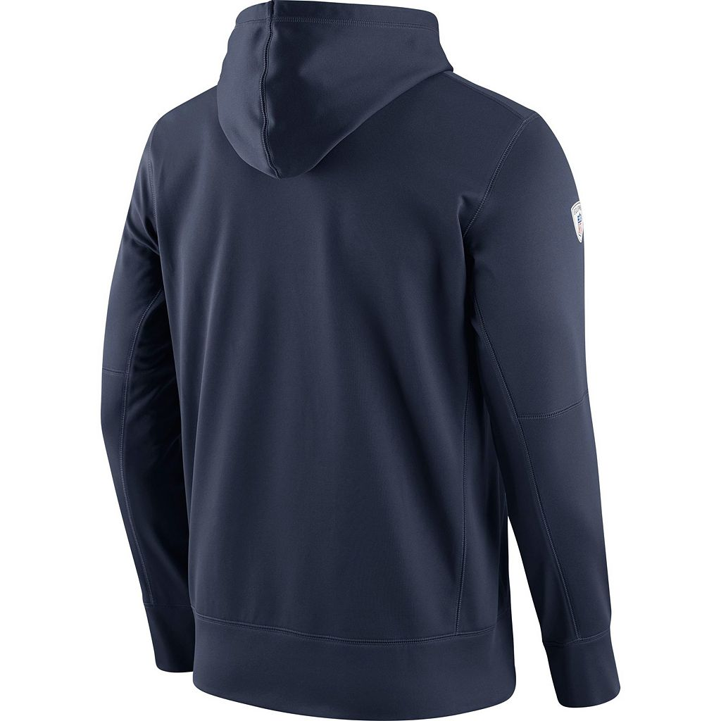 Men's Nike Dallas Cowboys Circuit Therma-FIT Hoodie