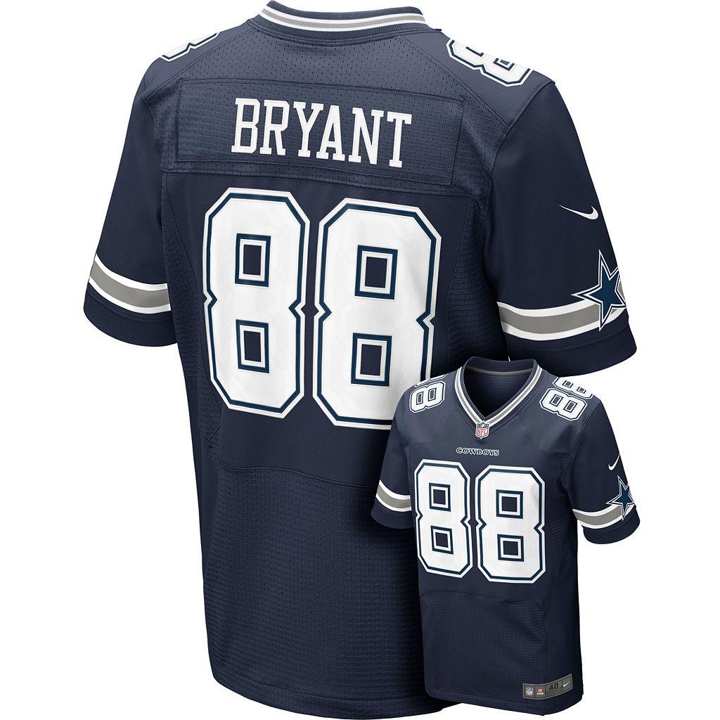 Men's Nike Dallas Cowboys Dez Bryant Elite Jersey