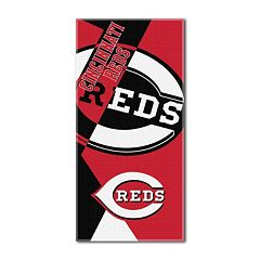 Cincinnati Reds Puzzle Oversize Beach Towel by Northwest