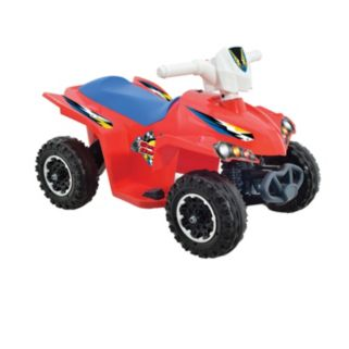Kid Motorz Super Quad 6V Ride-On