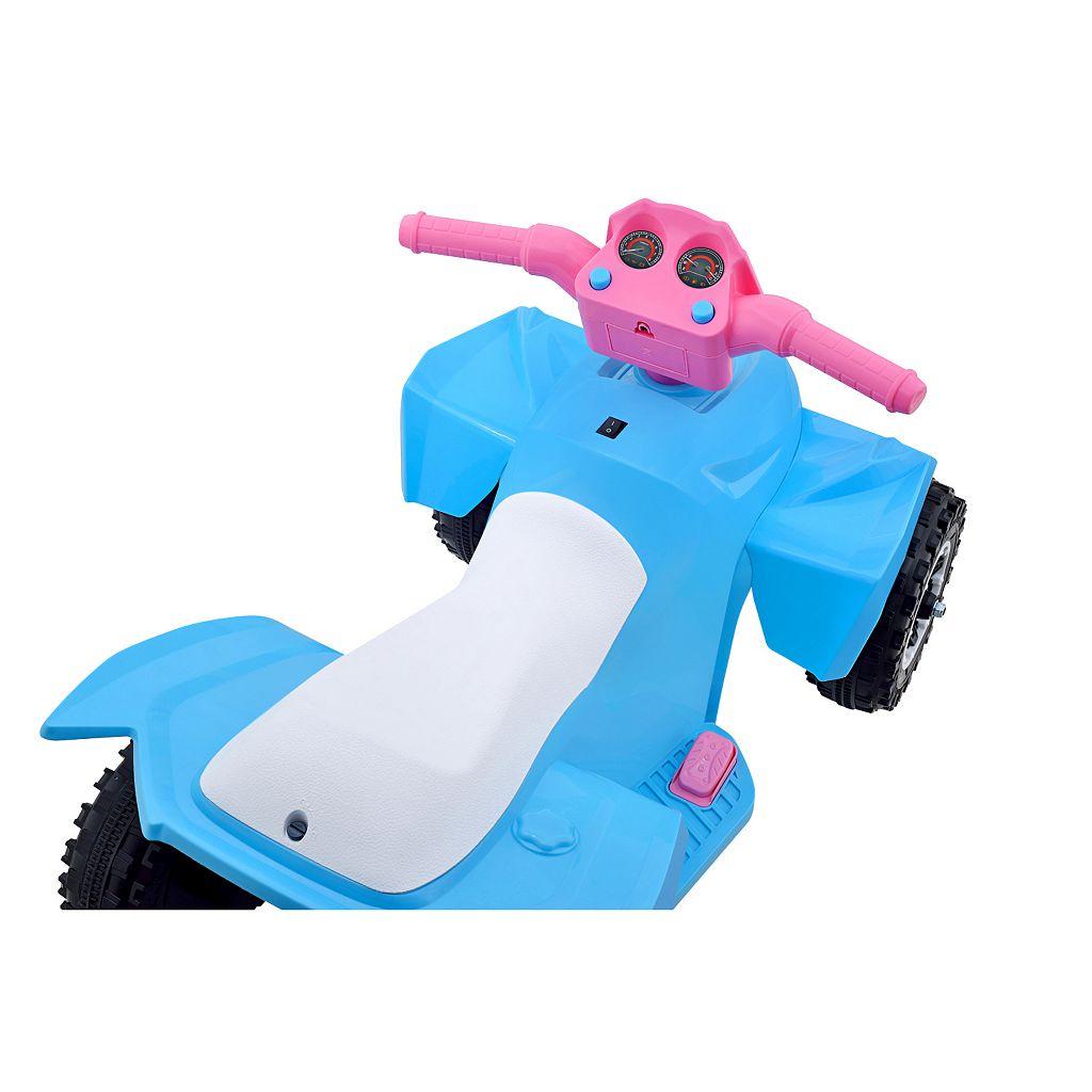 Kid Motorz Cutie Quad 6V Ride-On