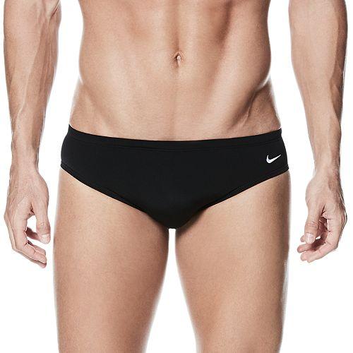 Men's Nike Core Solid Swim Briefs
